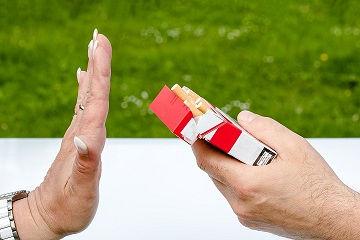 Vision:Rauchfrei hilft beim Rauchen aufhören
